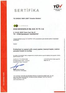 OHSAS 18001-2017-
